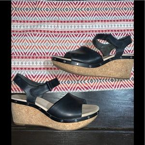 Cole Haan wedges size 10